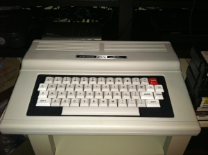 The Radio Shack TRS-80 Color Computer 2