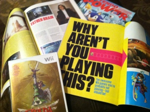 Some Nintendo Power Research