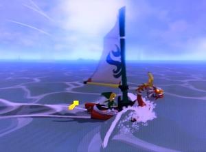 Aaah.  Sailing is relaxing