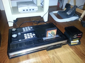 Colecovision and Games
