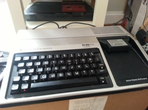Texas Instrument TI-99/4A